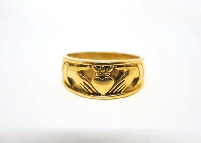 Кладдахское кольцо — символ любви и верности