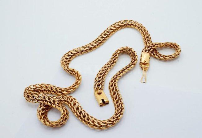 Замки ювелирных цепей и браслетов: какой ломается чаще