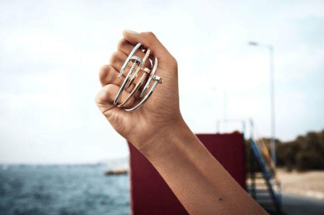 Браслеты из гвоздей: знаменитая коллекция Cartier