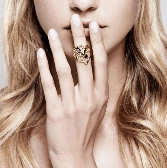 Фаланговое кольцо — украшение на пике моды