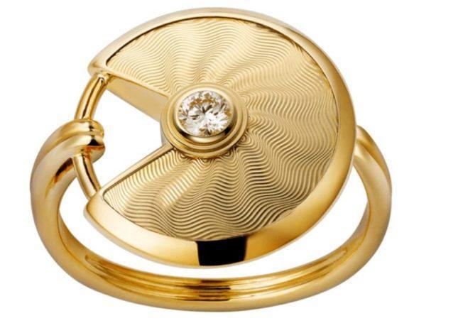 Кольца с гильошированием: украшения, которые гипнотизируют