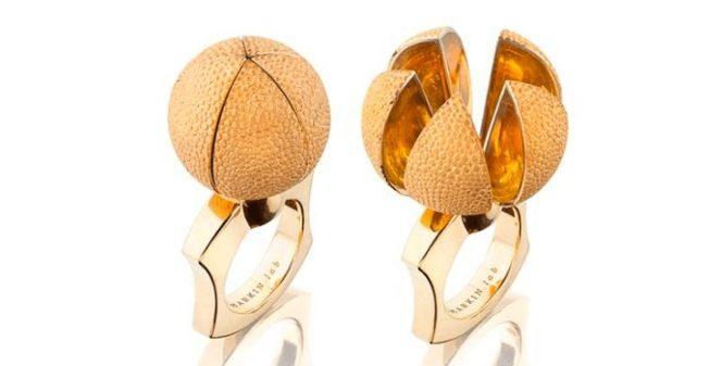 Кинетические кольца: модный тренд