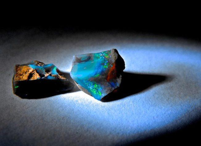 Опал — самый необыкновенный камень на планете