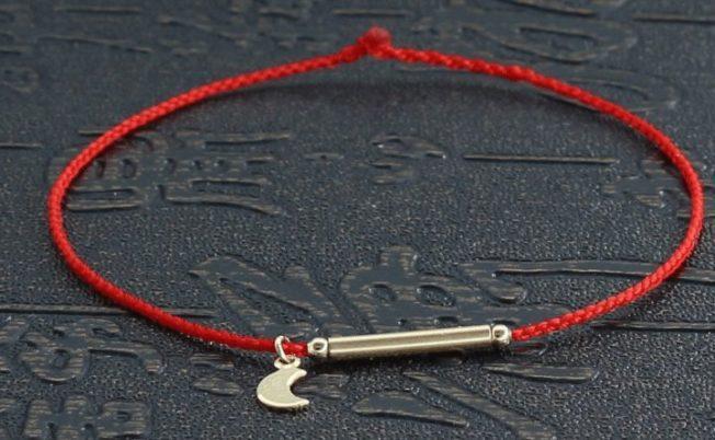 Браслеты красная нить: больше, чем просто украшение
