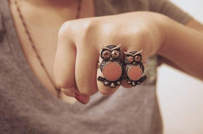 Кольца-кастеты: украшение или оружие?