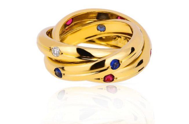 Обручальные кольца Тринити: легенда ювелирного мира
