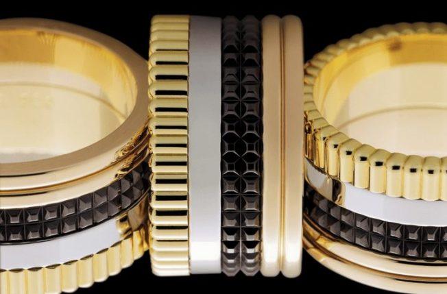 Обручальные кольца Quatre — легенда дома Boucheron