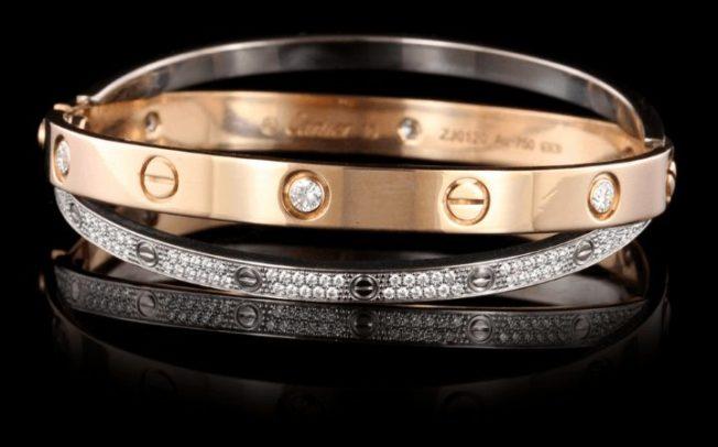 Браслет Love de Cartier — символ любви и верности