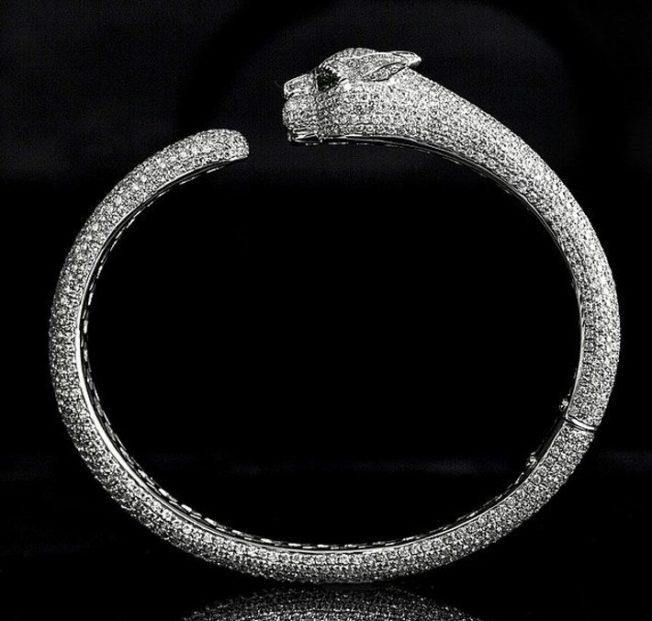 Браслет Panthere de Cartier — украшение со столетней историей
