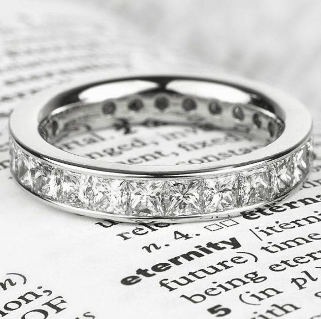 Кольцо вечности — символ вечной любви