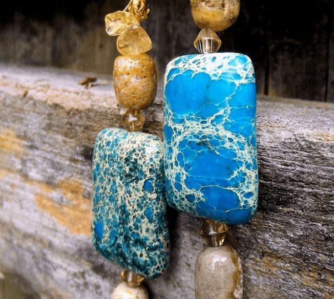 Яшма — самый пестрый камень