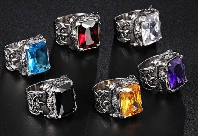 10 «мужских» ювелирных камней