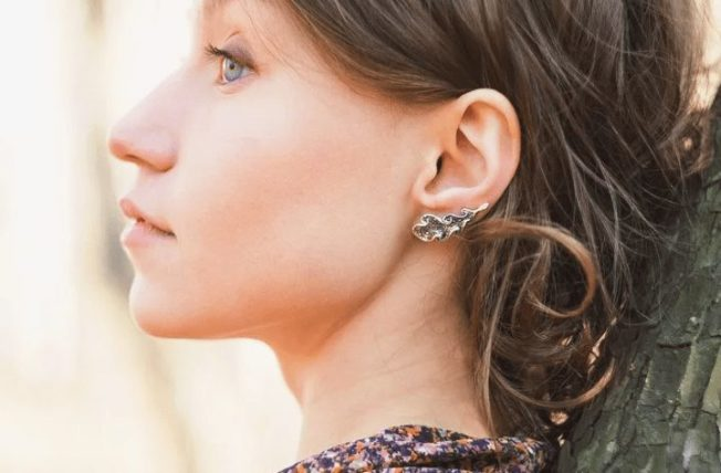 Как подобрать серьги по форме мочки уха