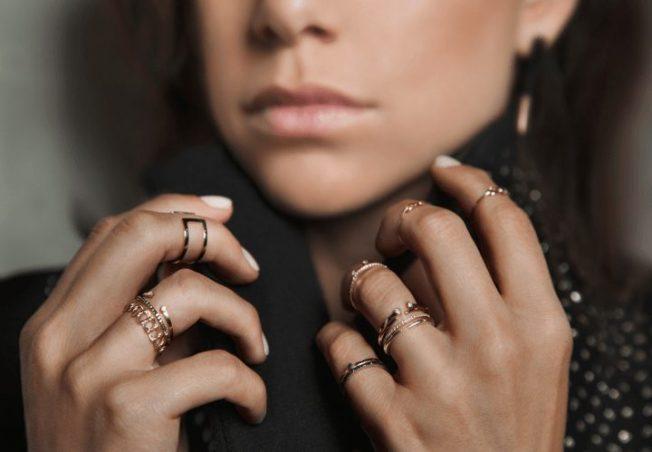 Как подобрать кольцо по форме пальцев