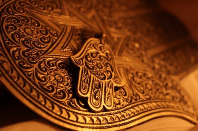 Подвеска Рука Хамсы — древний амулет защиты