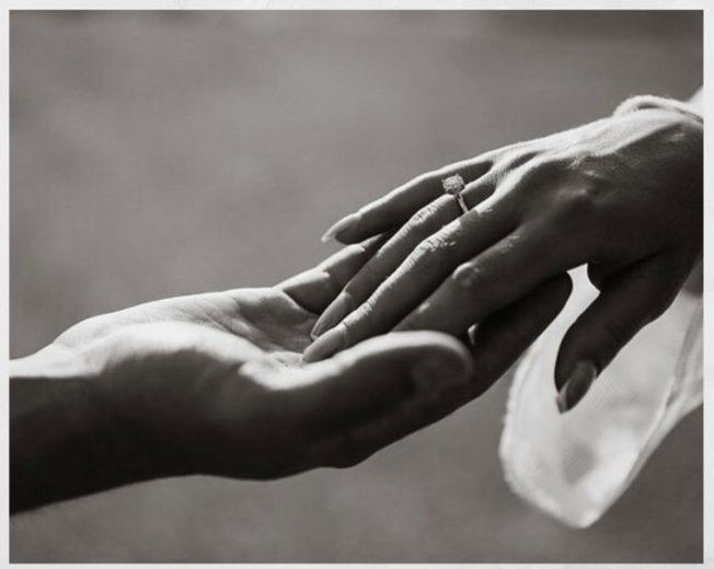 На какой руке носить кольцо