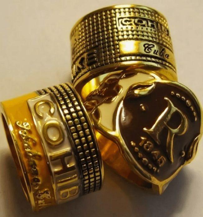 Сигарные кольца: для тех, кто любит покрупнее