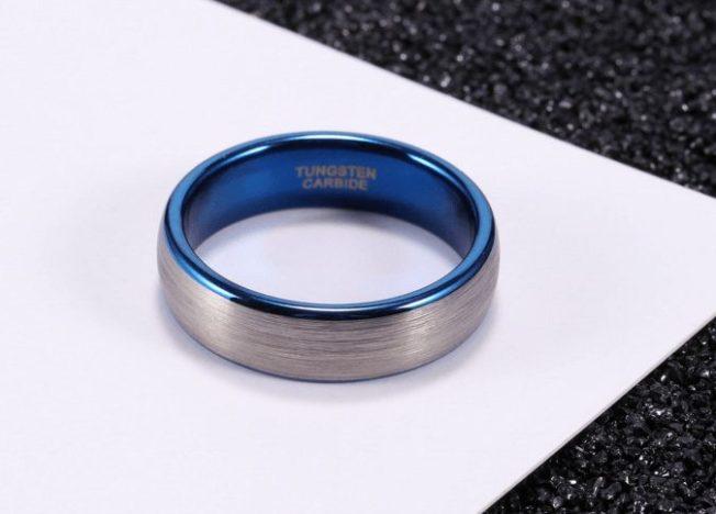 Обручальные кольца из вольфрама: прочнее золота
