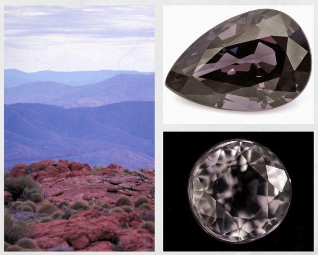 10 самых редких драгоценных камней. Мусгравит
