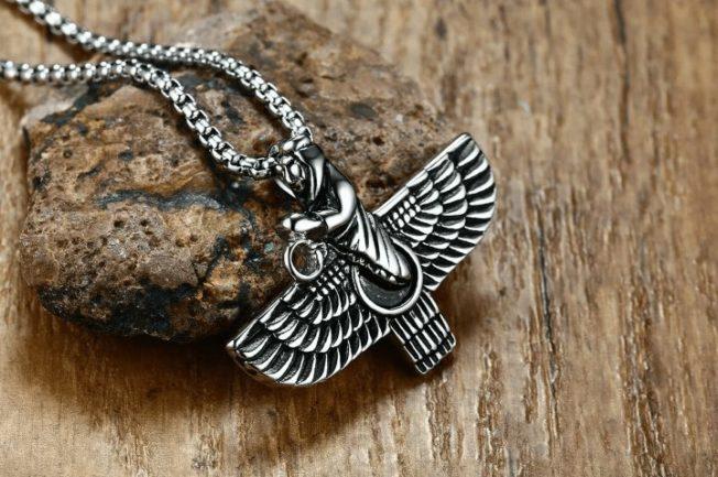 Подвеска «Ангел» — любовь, вдохновение и свобода