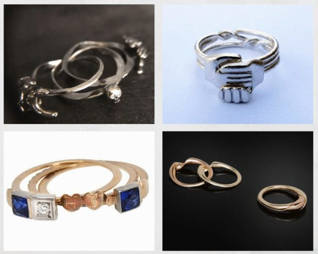 Кольцо Гиммель — обручальное кольцо с секретом