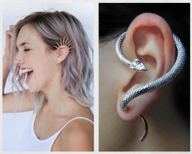Каффы: украшение для ушей, которому почти 4000 лет