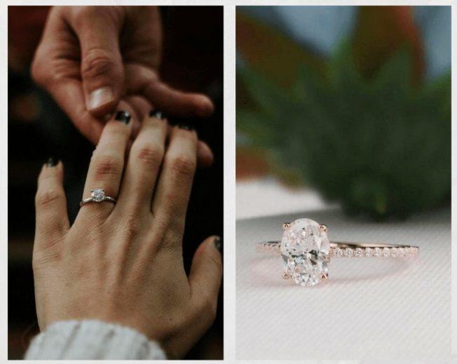 Как должно сидеть кольцо на пальце: проверьте себя