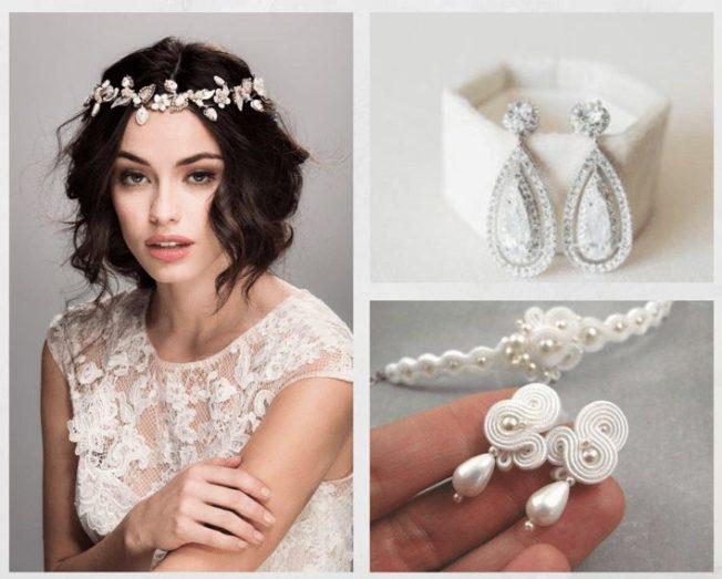 Свадебные ювелирные изделия