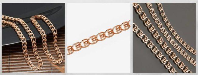 плетение Лав цепи браслеты