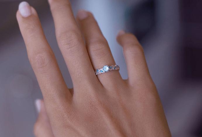 На какой руке носят обручальное кольцо мужчины и женщины – левой ...