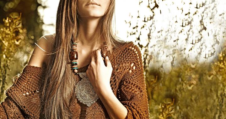 Украшения в стиле бохо: как носить и с чем сочетать