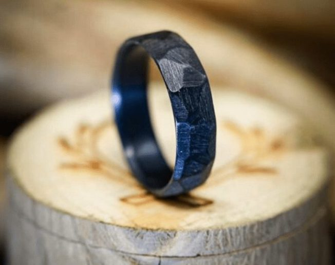 Обручальные кольца из циркония