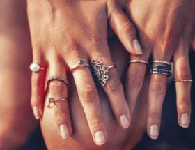 Размер (обхват) пальца 6 см – какой размер кольца