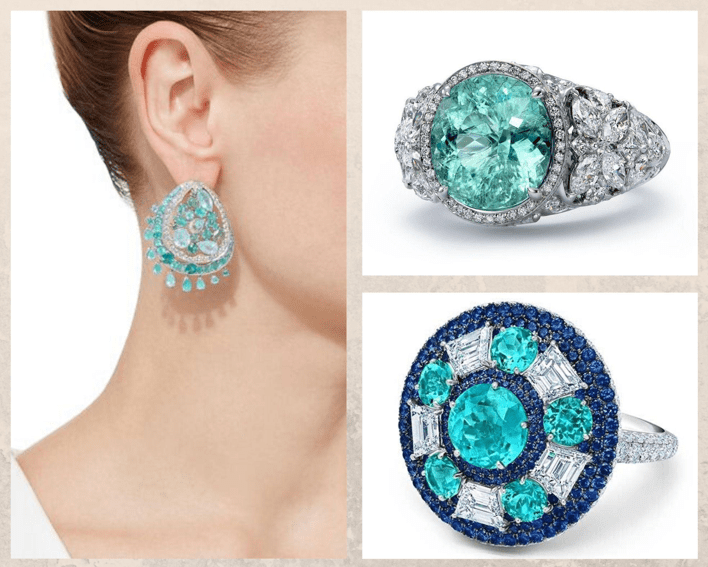 Турмалин Параиба — камень, не дающий тени