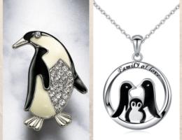 Что купить в ювелирном магазине на День Пингвинов