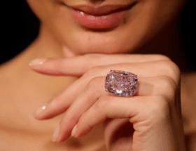 Розовые бриллианты: красота, о которой можно только мечтать