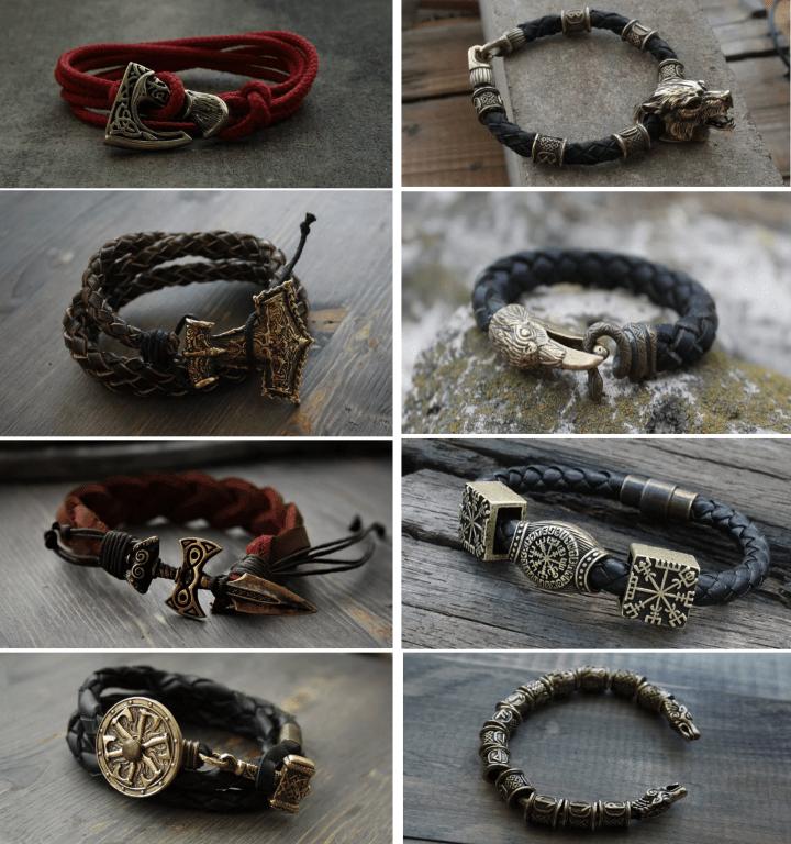 Браслет викингов — символ мужской зрелости