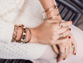 Какие женские браслеты на руку в моде в 2020 году?