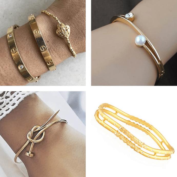 Какие аксессуары из золота и серебра в моде в 2020 – новые тенденции