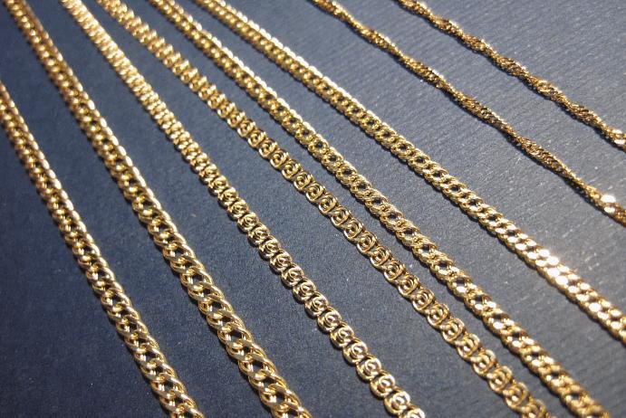 Выбираем цепочку: лучшие плетения
