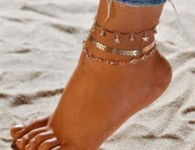 Значение, особенности носки и разновидности браслетов на ногу
