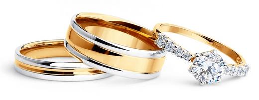 Определяем вес обручального кольца