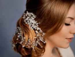 Как выбрать свадебные украшения для волос