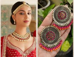 Украшения в индийском стиле: великолепие древней культуры