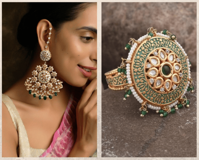 Украшения в индийском стиле: великолепие древней культуры. Как носить индийские украшения