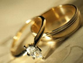 Какие должны быть обручальные кольца?