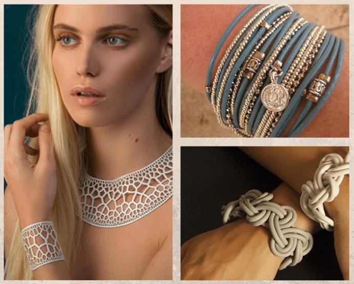 Каучуковый браслет: недорогой и стильный, цвета и свойства материала
