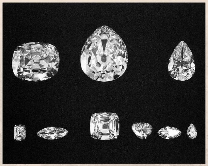 Куллинан — самый известный из когда-либо найденных алмазов. Характеристики камня