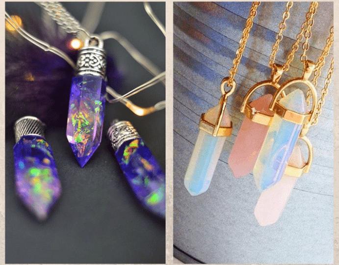 Кулон-маятник: украшение с мистическим подтекстом