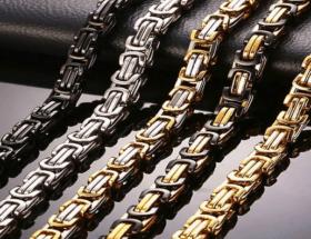 Выгоды заказа мужских цепочек на Алиэкспресс
